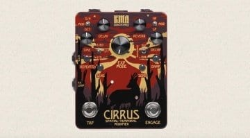 KMA Audio Machines' Cirrus