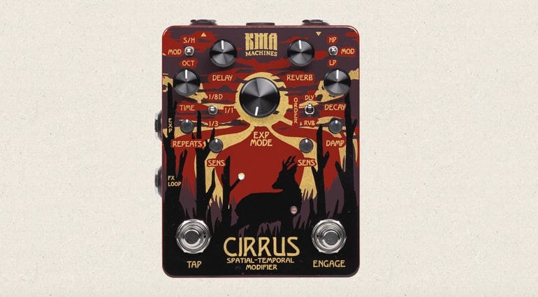 KMA Audio Machines' Cirrus