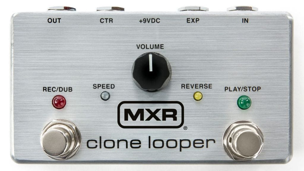 MXR Clone Looper