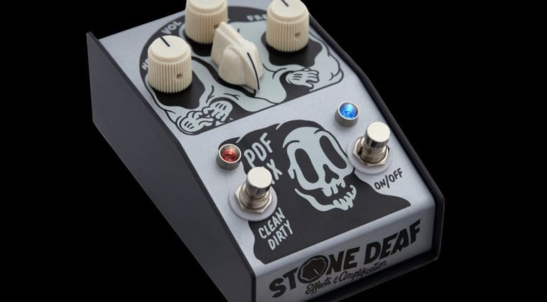 Stone Deaf Effects limited edition PDF-1X - Josh Homme inspired tones