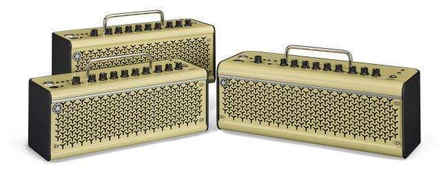 Yamaha THR-II Series - New desktop amp range announced