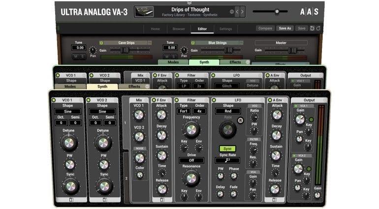 AAS Ultra Analog VA-3