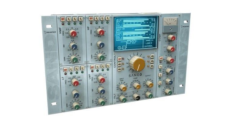 Acustica Audio Sand3