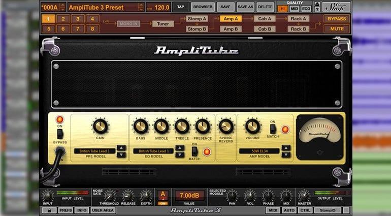 best amp sims Top 7 freeware virtual guitar amps