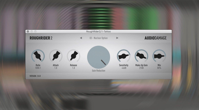 Audio Damage Rough Rider 2