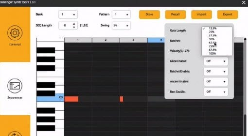 Behringer Synth Tool