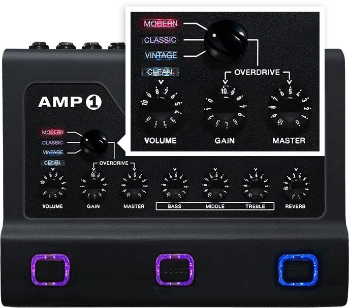 BluGuitar 100W Amp1 Iridium Edition