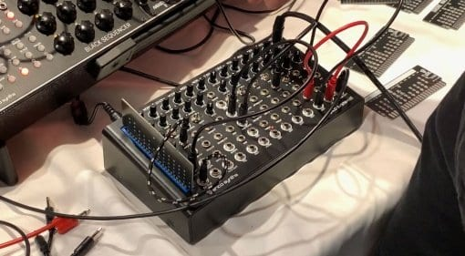Erica Synths Pico System III with voicecard