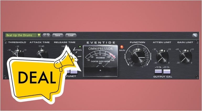 Eventide Omnipressor on sale