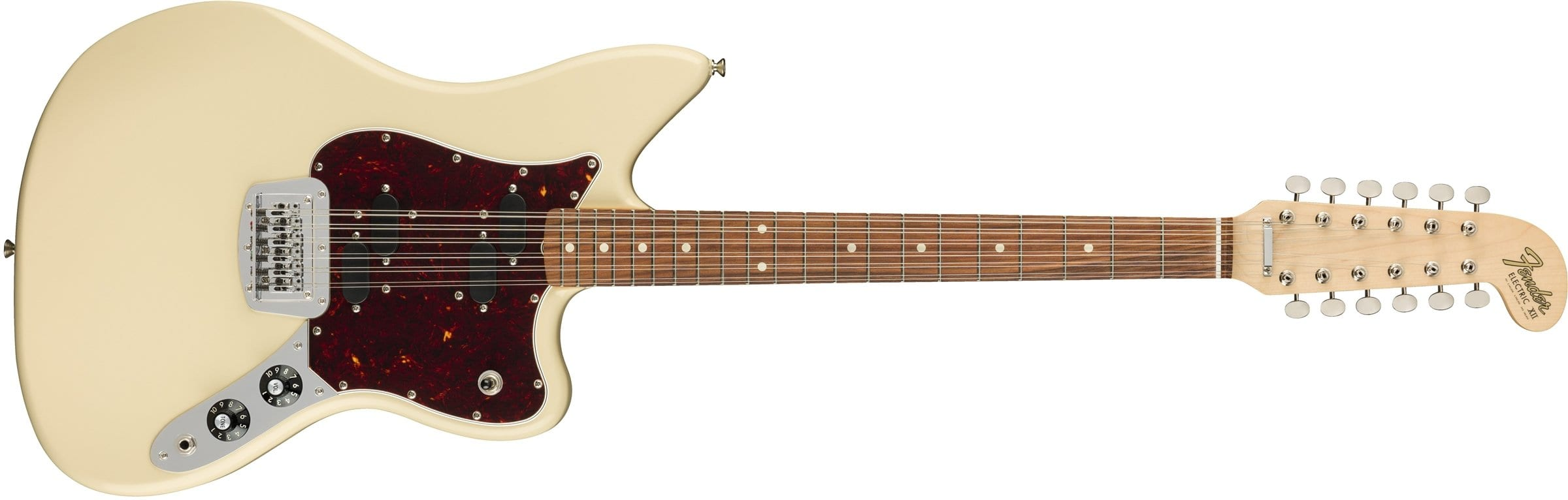 Fender Alternate Reality Electric XII Olympic White
