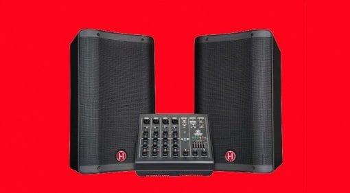 Harbinger M100-BT and M200-BT