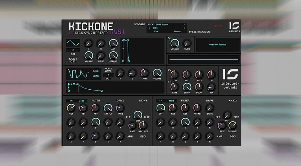 Infected Sounds KickOne VST