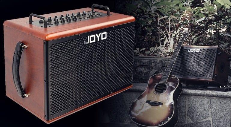 Joyo BSK-60: A feature-packed 60-Watt acoustic amplifier for