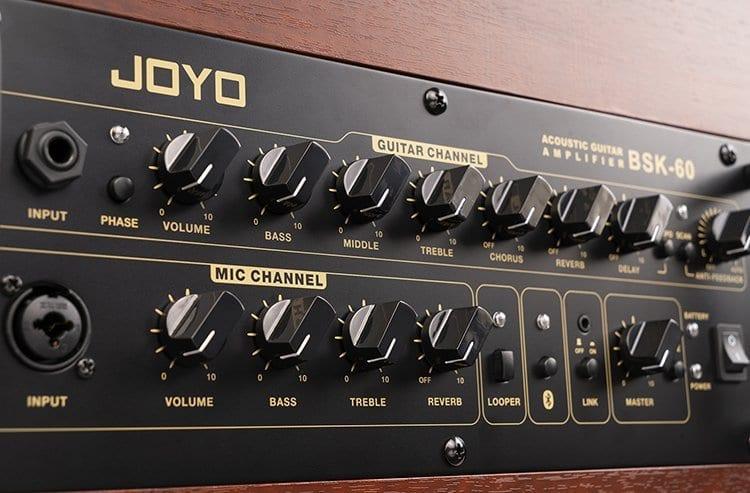 Joyo BSK-60 control panel