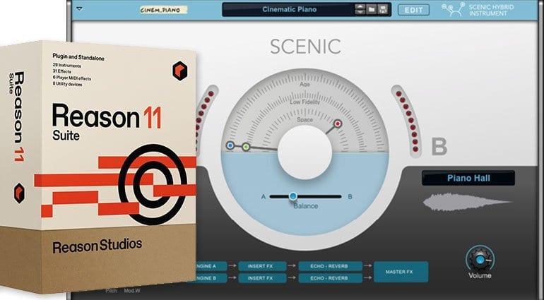 Reason Studios Scenic