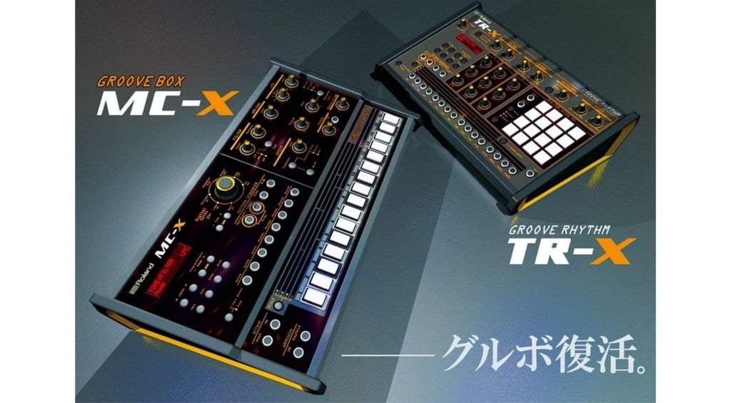 Roland TR-X and MC-X?