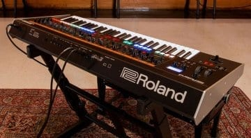 Roland Jupiter X featured