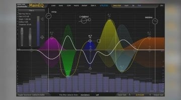 SKnote MainEQ dynamic equalizer