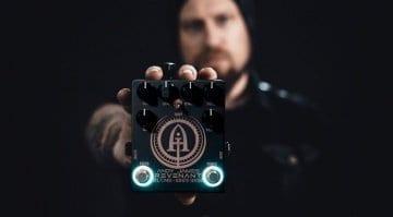 STL Tones Andy James signature Revenant pedal