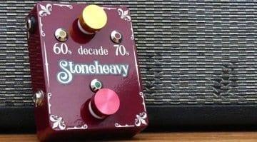 Stoneheavy Decade pedal