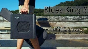 Supro Blues King 8