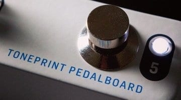 Toneprint Pedalboard: Multi-effect wonder at TC Electronic?