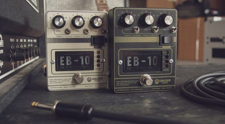 Walrus Audio EB10