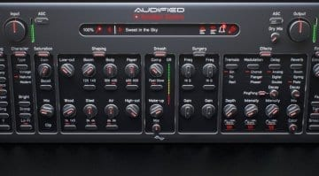 Audified releases the ToneSpot Electric Pro plugin