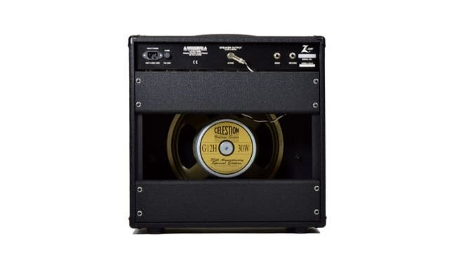 Dr Z Jetta Celestion loaded and with the Metro Zero-Loss FX loop