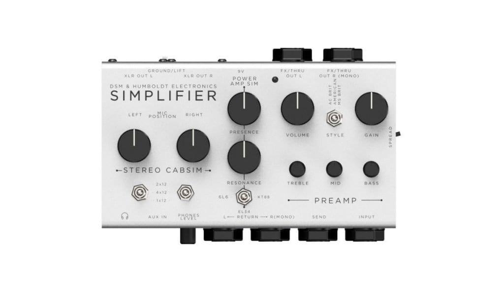 DSM Humbolt Simplifier zero watt amp