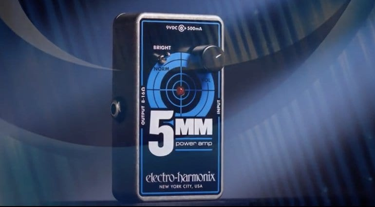 Electro-Harmonix 5MM Power Amp pedal