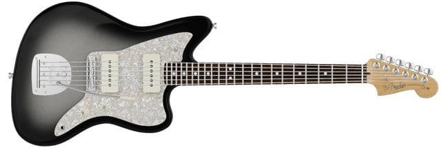 Fender Silverburst Jazzmaster