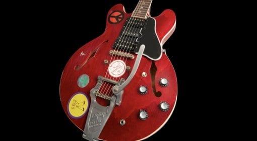 Gibson Alvin Lee ES-335 '69 Festival' signature model