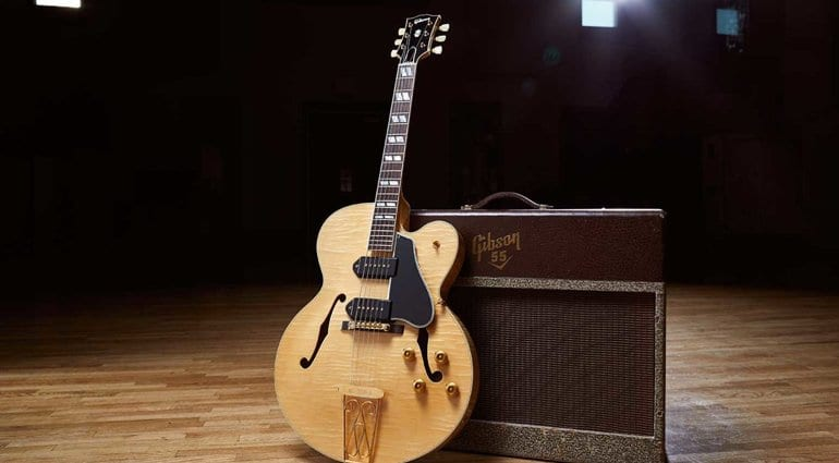 Gibson Chuck Berry 1955 ES-350T