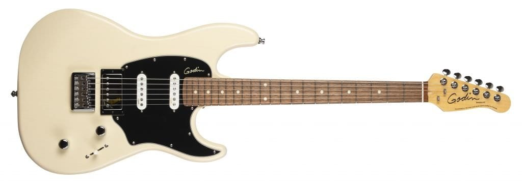 Godin Guitars Session HT Trans Cream