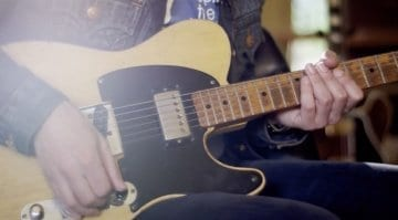 Joe Bonamassa's Nocaster about to get the Fender Custom Shop treatment?