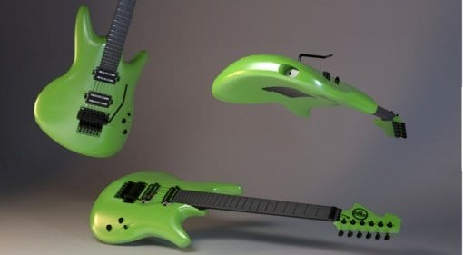Kickstarter Zero Guitar