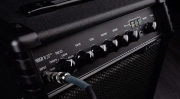 Line 6 Spider V 20 MkII - The perfect practice amp?