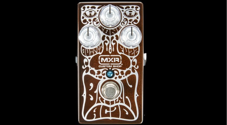 MXR limited edition Brown Acid Fuzz