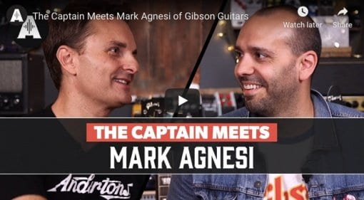 Mark Agnesi interview - With a Play Authentic elephant in the room