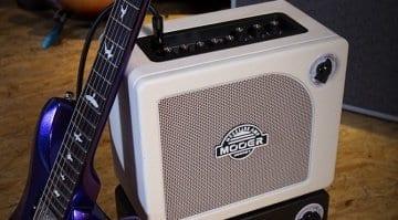 Mooer Hornet White