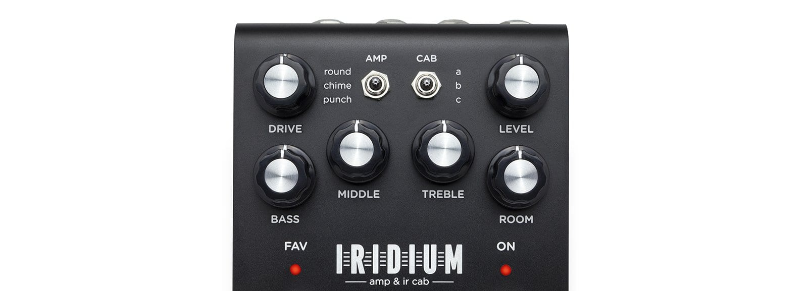 Strymon Iridium Amp & IR Modeler top