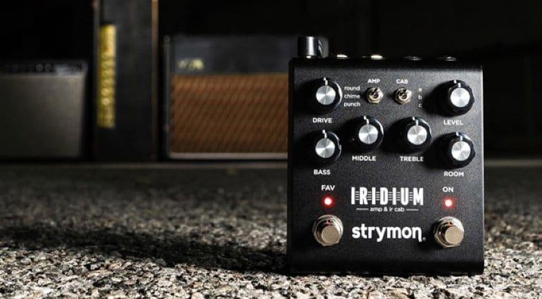 Strymon Iridium Amp & IR Modeler