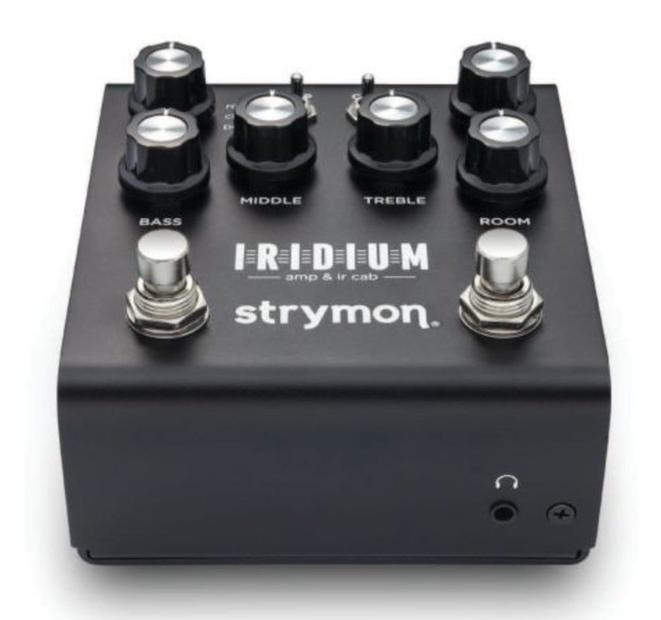 Strymon Iridium Amp:Cab simulator pedal