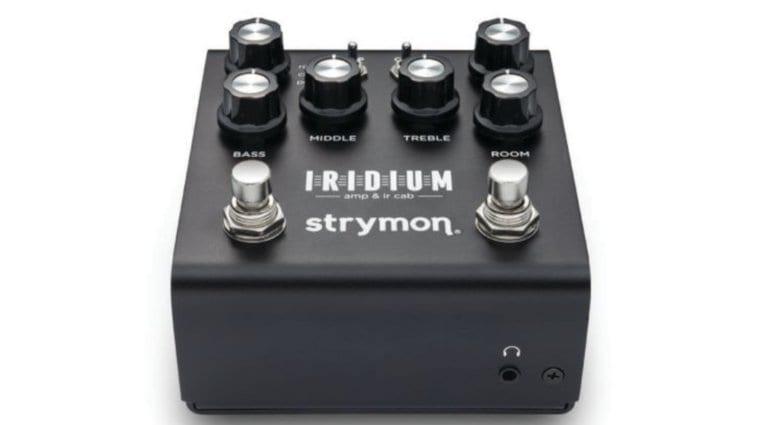 Strymon Iridium teased online - New Amp:Cab simulator pedal