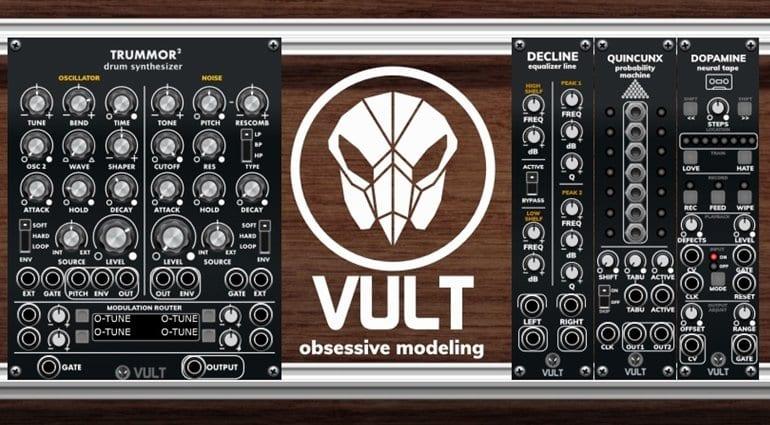 Voltage Modular Vult modules
