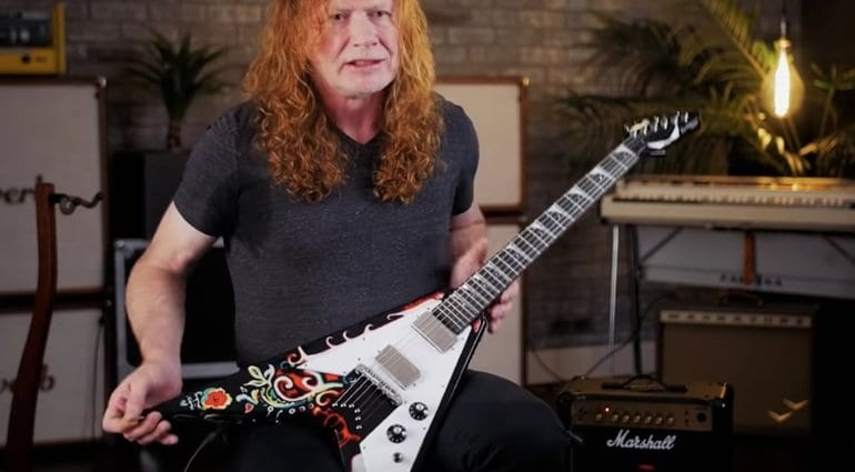Dave Mustaine Megadeth