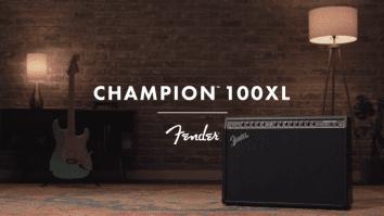 Fender Champion 110XL 100 watt combo