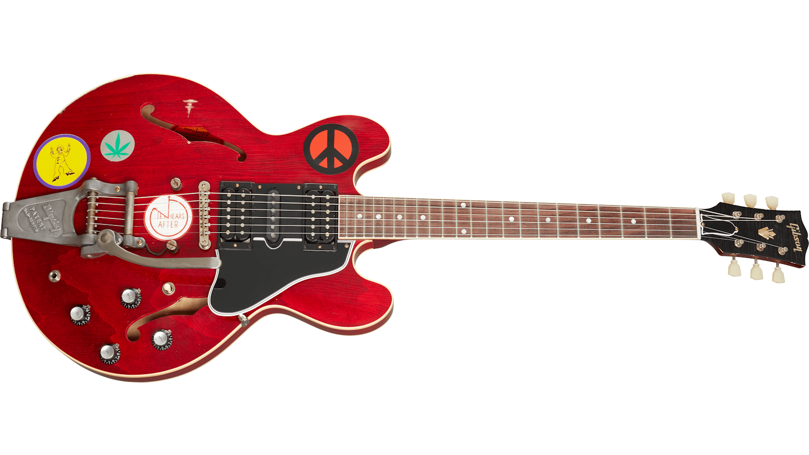 Gibson Alvin Lee ES-335 '69 Festival'
