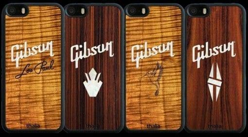 Gibson/Thalia Smartphone cases